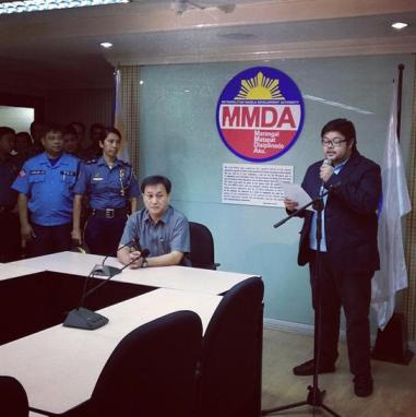 Robert Blair Carabuena's public apology to the MMDA. Was it enough?